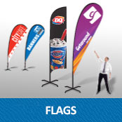 promoadline promo flags & promo towers