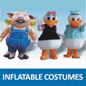 promoadline inflatable costumes
