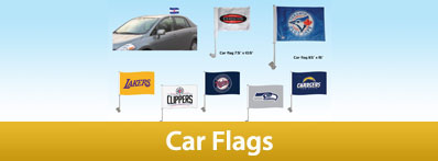 Promoadline CAR FLAGS