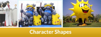 character-shapes