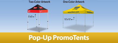 Promoadline Promo Tents Polyester