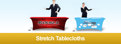 Promoadline Table Cover-Stretch