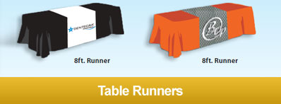 Promoadline Table Runners