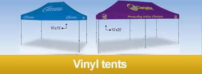 Promoadline Promo Tents Vinyl